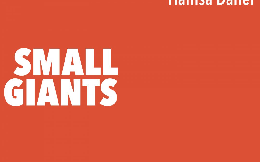 Episode 18: Small Giants: Prioritize People and Purpose Over Profit with Hamsa Daher
