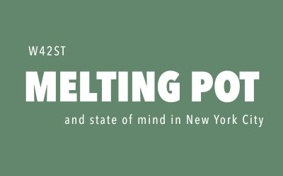 Episode 21: W42ST: Melting Pot and State of Mind in New York City with Phil O'Brien